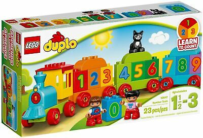 LEGO 10847 My First Number Train Duplo from Tates Toyworld