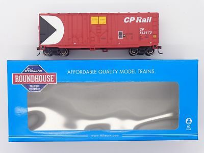 HO CP Rail 40' Grain Box Car #143295 - Athearn #RND14499 vmf121