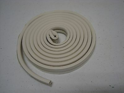 Frost King E/O White EPDM Cellular Rubber Weatherstrip Tape