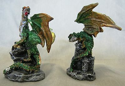 Miniature Dragon Collection-B (set of 2)