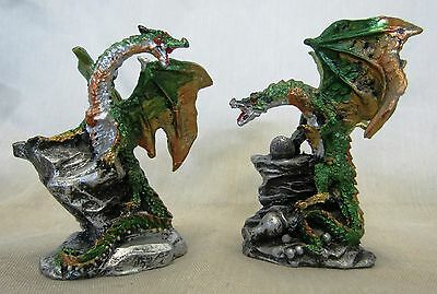 Miniature Dragon Collection-A (set of 2)