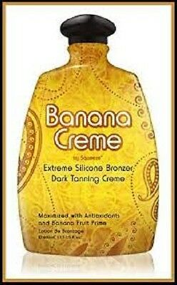 Tanning Lotion Bronzers Squeeze BANANA CREAM