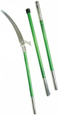 Jameson Landscaper Light Duty Fiberglass Pole Saw Package with Three 6 ft. Poles