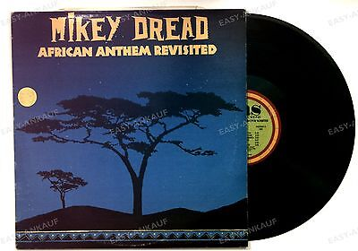 Mikey Dread - African Anthem Revisited US LP 1991 //1
