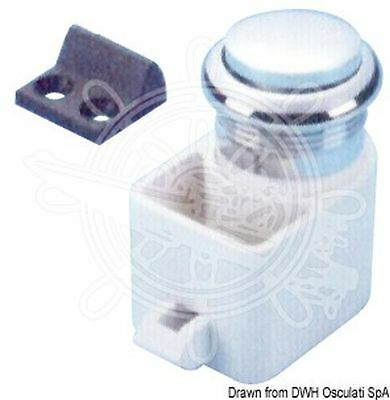 Osculati Self-Latching Pushbutton Spring Lock