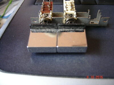 Vintage, Television Double Pole Mains Switch, And Latching Aux Switch, With Knob