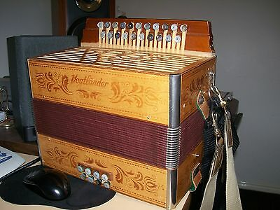 Button accordion / squeeze box (musical instrument)