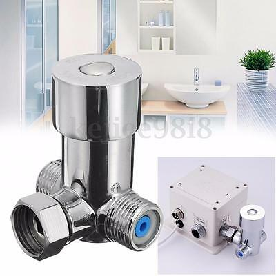 15mm Water Heater Thermostat Mixing Valve Temperature Control Senser Faucet New
