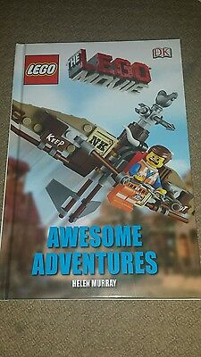 Lego - The lego movie Awesome adventures book HB