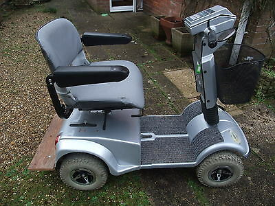 Silver Leader 4 Plus mobility scooter – fast and reliable