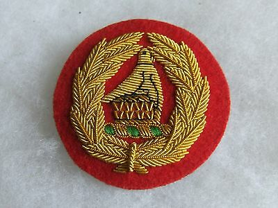 Southern Africa Zimbabwe Army Mess Dress Warrant Officer Rank Badge