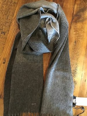 Hugo Boss 100% Virgin Wool GENUINE scarf
