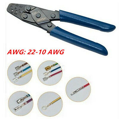 dr 1 open barrel automotive terminal crimp tool wiring harness dr 1 open barrel autos crimp wire harness terminals crimper plier tool 22 10