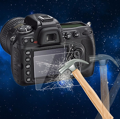 Tempered Glass Screen Protector Guard Film For Nikon D300 D300S D90