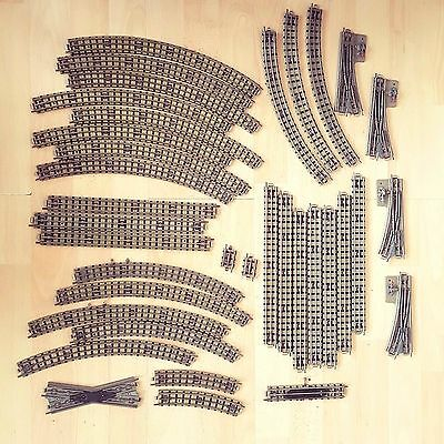 36 Pieces of Hornby  Dublo Model Train Track OO Guage