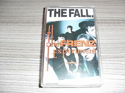 The Fall. The Frenz Experiment. Cassette Tape Album. Beggars Banquet Records.