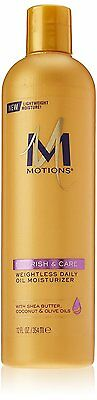 Motions Nourish & Care Daily Oil Moisturizer 12 oz.