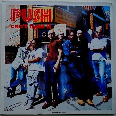 2 x LP DE**PUSH - CAN'T FIGHT IT (SOULCIETY RECORDS '96)**25771