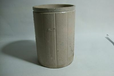 Earthenware Jam Pot by W.P.Hartley