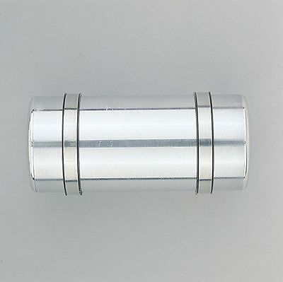 Wedico 1/16th Truck Tank round. polished. 105 mm long. No.490