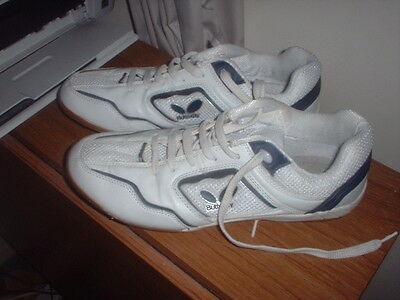 Butterfly table tennis shoes size 8