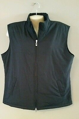NWT Ashworth Performance Vest *Sz XL* Feather Weight, Water Wind Resistant golf