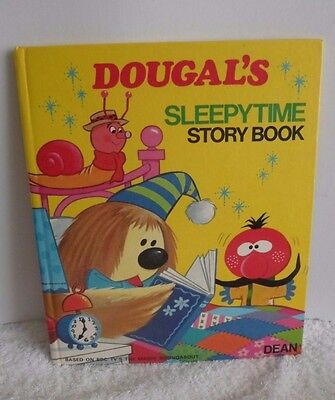 Vintage 1977 The Magic Roundabout Dougal's Sleepy Time Book