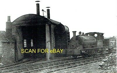 Railway Photo LMSR (ex-CR) 040ST No 16004 at Trench Motive Power Depot 1937