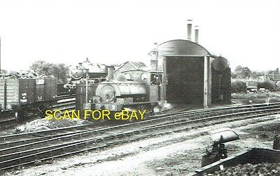 Railway Photo LMSR (ex-L&YR) 040ST No 11218 at Trench Motive Power Depot 1938