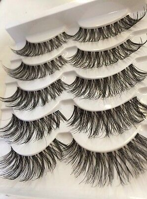 Wispie False Eyelashes Like Red Cherry Demi Lashes Ardell Wispies Lilly