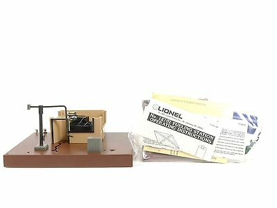 Lionel 6-12835 Illuminated Fueling Station O Scale Model Trains Buildings