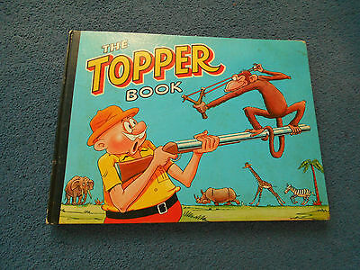 THE TOPPER BOOK 1959  Nice Copy!!