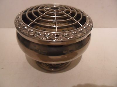 Super Condition Silver Plated Rose Bowl