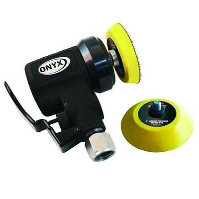 "Astro Pneumatic ONYX Micro 2"" Sander - Hook and Loop - 320"