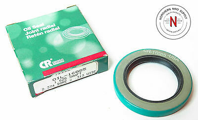 "SKF / CHICAGO RAWHIDE 16085 OIL SEAL, 1.625"" x 2.374"" x .3125"""