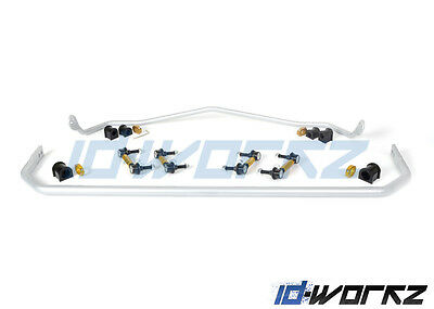 Whiteline Front & Rear Anti Roll Bar Package For Mazda Rx-8