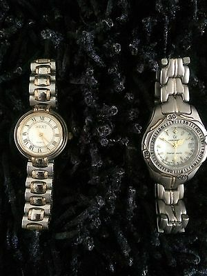2 x Ladies Watches, For Repair/Spares