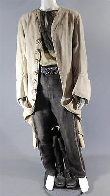 Black Sails Rackham Toby Schmitz Screen Worn Stunt Pirate Costume Ep 101