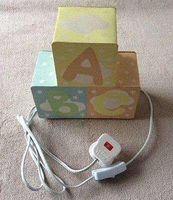 Baby / Young Child ABC Lamp