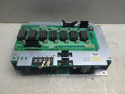 Hitachi Seiki Circuit Board POWER SUPPLY_SLPW ED139_SLDS-4_09-05-00-00_H-9311058