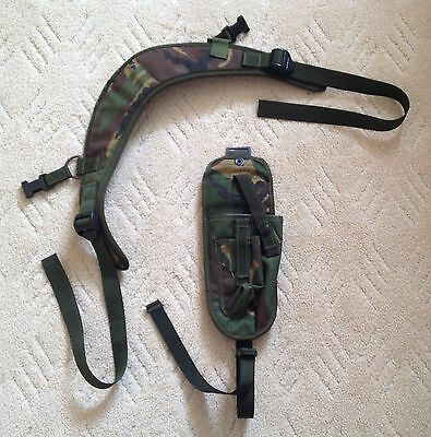 British army DPM shoulder holster ideal for airsoft