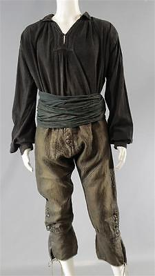 Black Sails Captain Flint Toby Stephens Screen Worn Pirate Costume Ss 3
