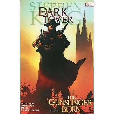 The Dark Tower: The Gunslinger Born [Hardcover, Stephen King, 240 Pages] NEW