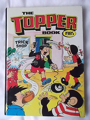 The Topper Annual 1985 (very good example)
