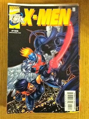 X-Men issue 105 (VF) from October 2000 - postage discounts apply