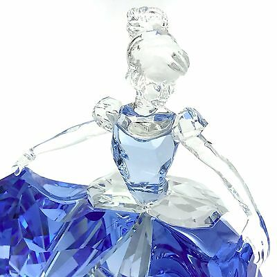 Swarovski Disney Cinderella Limited Edition 2015 Crystal Figurine 5089525 NEW