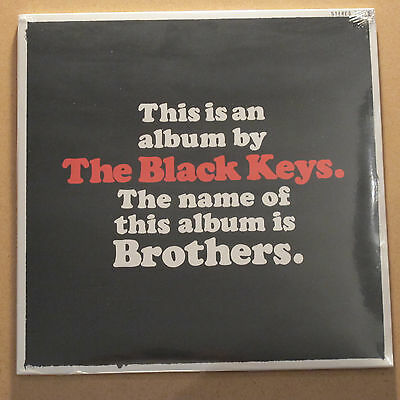THE BLACK KEYS - Brothers **Vinyl-2LP**incl. Giant Poster**NEW**
