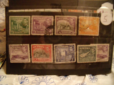 cyprus  stamps  lot 5