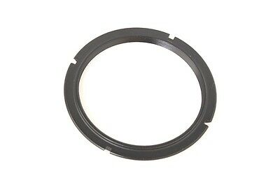 New large format LF Lens Retaining Ring for Lens Board Copal 0 #0 shutter