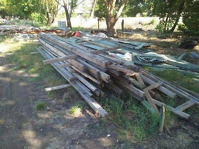 Recycled Hardwood 100 x 50, 90 x 70 and many many others $1 per lineal metre